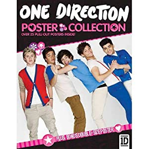 9x11 One Direction 1d Poster Book from Poster Revolution