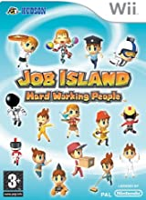 Job Island: Hard Working People (Wii) [Importación inglesa]