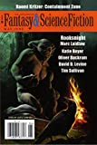 The Magazine of Fantasy & Science Fiction May/June 2014
