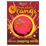 Terry's Chocolate Orange Milk Exploding Candy 170 g (Pack of 6)