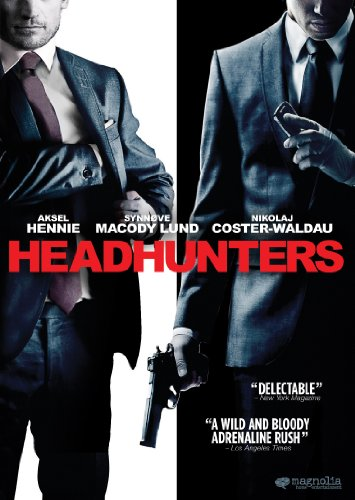 Cover art for  Headhunters