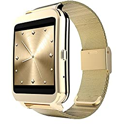 PowerLead Pwah PL-I95 Bluetooth Smart Watch Cell Phone GSM Pedometer Fitness Tracker Support