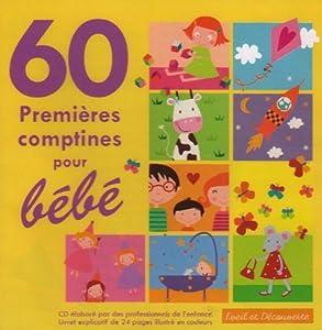 60 Premieres Comptines Pour Bebe