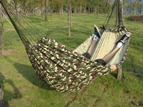 YOUDirect(TM) Camouflage Canvas Double Leisure