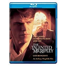 Talented Mr Ripley [Blu-ray]