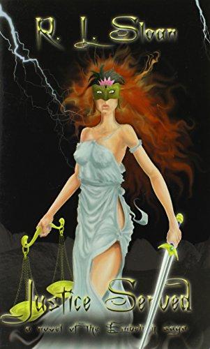 Justice Served (Embellish Saga, #2)