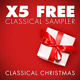 X5 Free Classical Sampler - Classical Christmas