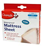 Clippasafe Cot Waterproof Mattress Sheet