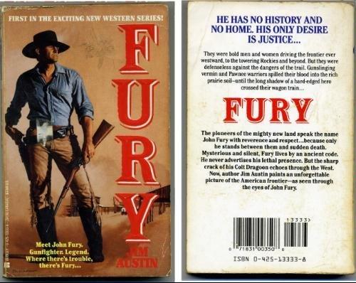 Fury (Western No 1)