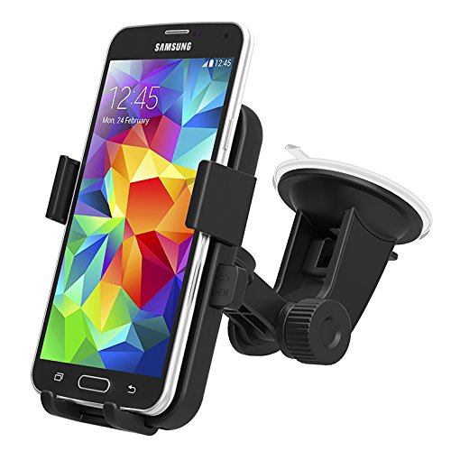 iOttie One Touch XL Windshield Dashboard Car Mount Holder for Amazon Fire Phone and Galaxy S5/S4/Not