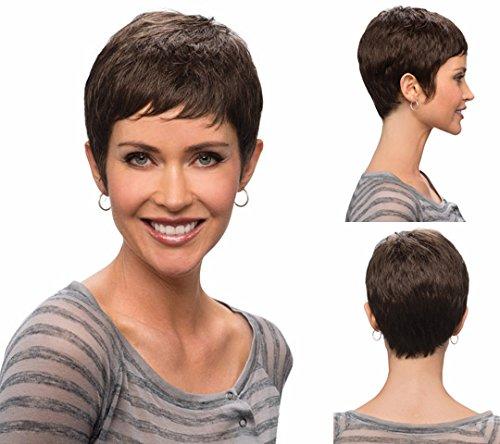 Premium wigs liap Wigs wig female European fashion wigs short straight hair natural hair