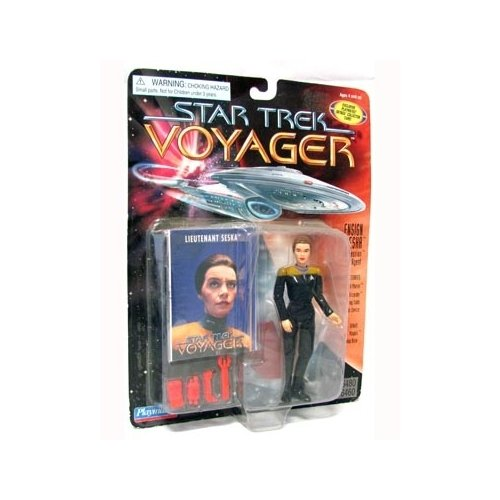 Star Trek Voyager Ensign Seska 4 inch Action Figure - 1