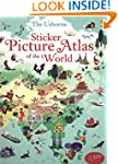Sticker Picture Atlas of the World (S...