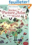 Sticker Picture Atlas of the World.