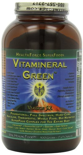 Healthforce Vitamineral Green V5.2, Powder, 500-Grams Personal Healthcare / Health Care