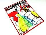 JACKALL(ジャッカル) ルアー スーパーイラプション Jr. 1/2oz ブルーバックチャート