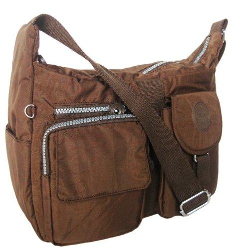 b5c0d4116c LOLOGOO Femmes moyen sac à bandoulière