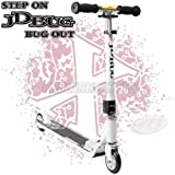 JD Bug Pro Street V3.0 Scooter Pepper White MS136B1