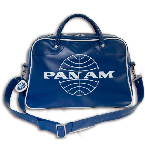 Pan Am Orion Vintage-Style Shoulder Bag