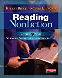 img - for Reading Nonfiction: Notice & Note Stances, Signposts, and Strategies book / textbook / text book
