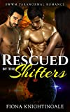 ROMANCE: Rescued by the Shifters (Alien Pregnancy BBW Romance) (Contemporary Science Fiction Short Stories)