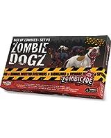 Guillotine Games - 331539 - Zombicide - Box Of Zombies Set #5 - Zombie Dogz