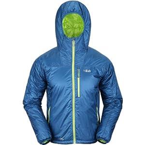 ラブ Rab Xenon X Hooded Insulated Jacket - Men\\\'s Ink メンズ 男性用 アウトドア ジャケット コート アウター 並行輸入