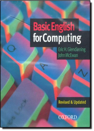 Basic English for Computing: Revised & Updated CD(1)