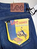 Lee LM5102-446 アメリカン・ライダース 102 ブーツカット/446 中色ブルー