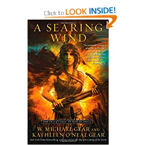 Download ebook A Searing Wind: Book Three of Contact