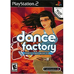 Dance Factory - PlayStation 2