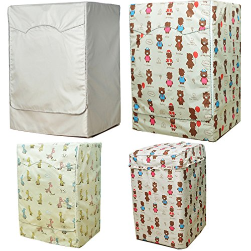Customize Waterproof and Sunscreen Washer Cover,Washing Machine Cover or Dryer Cover to Keep Your Appliance from Dust. (Customization)