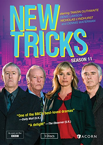 New Tricks Cast And Characters