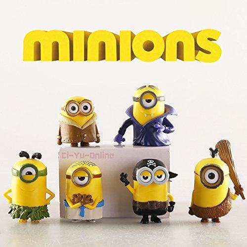 Despicable-Me-Minions-Movie-Set-of-6-Action-Figures