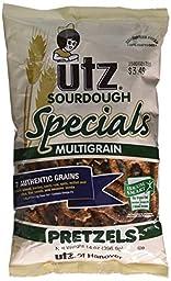 Utz Sourdough Specials Multigrain Pretzels, 14 Ounce