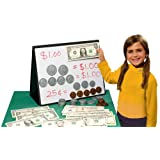 Educational Insights Big Money - Magnetic Coins And Bills ~ Educational Insights