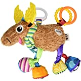 Tomy Lamaze Play and Grow Take Along Toy, Mortimer the Moose