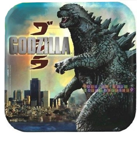 Godzilla 2014 Themed Birthday Party Ideas amp Supplies