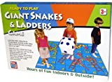 Free Time 4 Kids Mega Snakes & Ladders Game