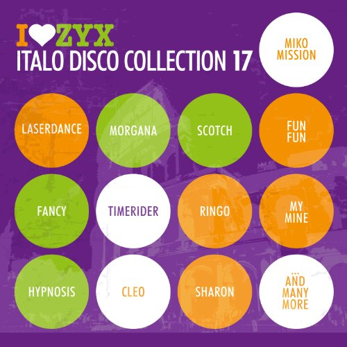 VA-Italo Disco Collection 17-(ZYX 82741-2)-3CD-FLAC-2014-WRE Download