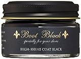 [ブートブラック] BootBlack HIGH SHINE CORT BBハイシャインコート (BLACK(ブラック)50g)