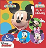 Disney Disney Mickey Mouse Club House Large Library