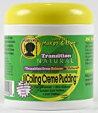 Jamaican Mango & Lime Transition Natural Coiling Creme Pudding, 6 Ounce