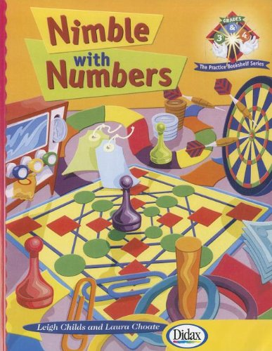 Nimble with Numbers Gr 3-4
