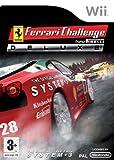 echange, troc Ferrari Challenge Deluxe (Wii) [import allemand]