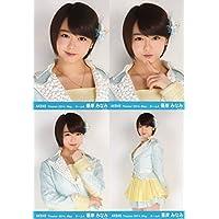 AKB48 公式生写真 Theater 2014.May 月別05月 【峯岸みなみ】 4枚コンプ