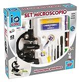 Grandi Giochi GG75201 - Microscopio (63 piezas) [Importado de Italia]