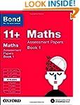 Bond 11+: Maths: Assessment Papers: 9...