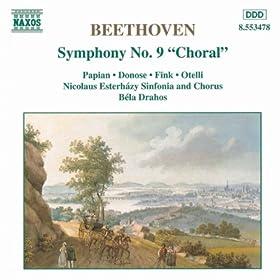 """Symphony No. 9 in D Minor, Op. 125, """"Choral"""": I. Allegro ma non troppo, un poco maestoso"""