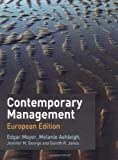 img - for Contemporary Management: European Edition by Edgar Meyer (2007-01-01) book / textbook / text book